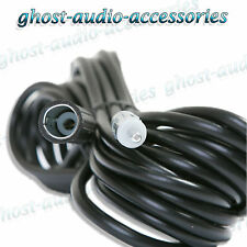 5m ( 500cm ) Aerial Extension Lead Car CD Radio Player