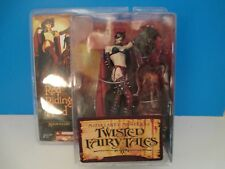 "McFarlane Twisted Fairy Tales RED RIDING HOOD 6"" Figure MIB -Excellent"