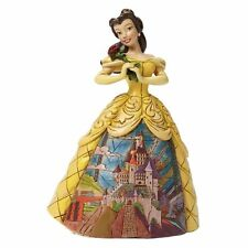 Disney Traditions Enchanted Beauty & the Beast Belle Figurine NEW  24154