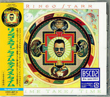 RINGO STARR-TIME TAKES TIME-JAPAN BLU-SPEC CD2 D38