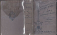 C1 Meyrat DICTIONNAIRE NATIONAL COMMUNES FRANCE ALGERIE COLONIES 1914