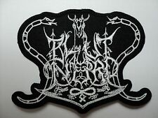 BLUT AUS NORD  EMBROIDERED  PATCH