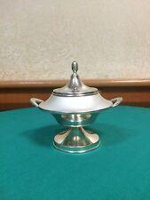 Stupenda zuccheriera In argento 800, Pesa 161 gr.