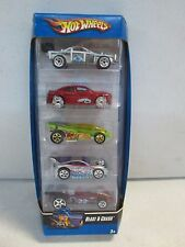 Hot Wheels 5 Car Gift Pack Blast & Crash w dune buggy