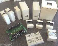 GORDOS Crouzet SSRC SOLID STATE RELAY COVER new in the box!