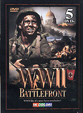 World War II (WWII) Battlefront DVD***NEW***