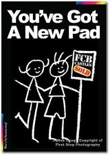 New Home – You've Got A New Pad - Chalks Designer CK021