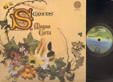 MAGNA CARTA SEASONS 1970 LP GATEFOLD England