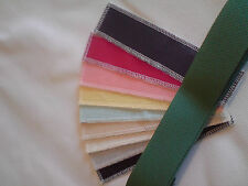 "12 sq 2""X 7"" BOOKMARKER BLANKS 14ct AIDA all calours or U choose  ANCHOR THREADS"