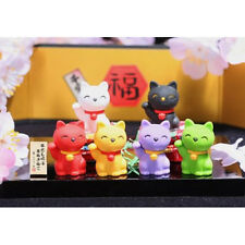 Iwako ER-MAN001 Japanese Eraser Lucky Cat 60 pcs Assortment Bottle (IBR)