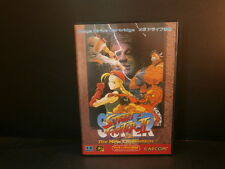 SUPER STREET FIGHTER 2 Mega Drive Japan Game MD SEGA
