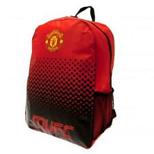 Manchester United Fc Man Utd Backpack Rucksack Holdall