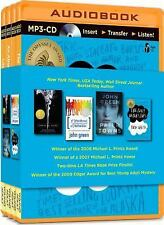 John Green Audiobook Collection on MP3-CD by John Green (MP3 CD – Audiobook) NEW