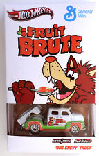 2012 Hot Wheels RLC Red Line Club Exclusive Fruit Brute Boxed 50's Chevy Truck