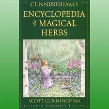 Encyclopaedia of Magical Herbs by Cunningham Scott