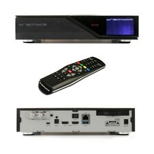 Dreambox dm 900 ultra hd 4k Linux e2 sat receptor dvb-s2 Twin sintonizador blindados TV