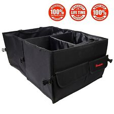 Wawacycles Premium Trunk Organizer - Great Cargo Storage Container for Car Tr...