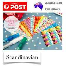 Scandinavian 20 pcs  Polaroid Photo Films Sticker FujiFilm Instax Mini 8/7/7S/90
