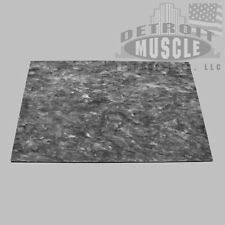 """DMT Universal Under Hood Insulation Pad LARGER 48"""" x 72"""" x 1/2""""T Cut to fit"""