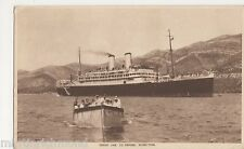 Orient Line S.S. Orford Shipping Postcard, B570
