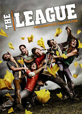 The League The Complete Season Five 2 DVD's 09/02/2014