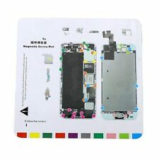 Magnetic Screw Mat Holder Pad for Screwdriver Tool Fix Motherboard iphone5s 5s