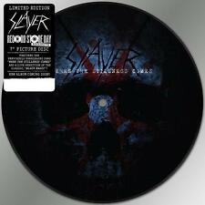 "Slayer When the Stillness Comes Rare RSD 2015 7"" (w/ Black Magic live) Metallica"