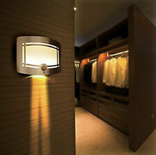 Sentik 10 LED Motion Activated LED Wireless Wall Sconce Light Hallway Staircase