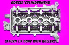 SATURN 1.9 SL2 DOHC CYLINDER HEAD ROLLER CAM STYLE SQUARE EGR PORTS ONLY 99-02