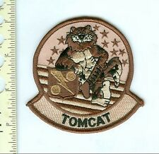Military Patch US Navy F-14 Tomcast Last Cruise VF-41