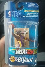 New Kobe Bryant Limited Edition NBA 2k10 Sports Figure McFarlene Toys