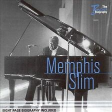 Blues Biography 2008 by Memphis Slim Ex-library