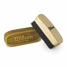 NEW Wilson Game Ball Prep Kit Brush Sport Football NFL Leather Wax Bar Grip Tack
