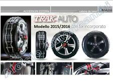 GR212 - CATENE DA NEVE NEW TRAK MAGGIGROUP PER AUTO NON CATENABILI *