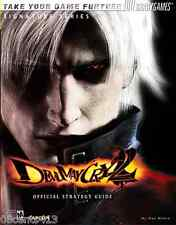 Devil May Cry 2 Brady Games Official Strategy Guide ~ Signature Series **READ**