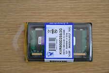 KINGSTON 2GB DDR2 800MHZ PC2 6400 PC  MEMOIRE  RAM SODIMM 2GO