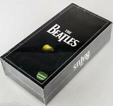 NEW!!TheBeatles Stereo Remastered 16 CD + DVD Box Set Black Sealed album Music