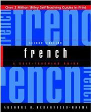 Wiley Self-Teaching Guides: French : A Self-Teaching Guide 174 by Suzanne A....
