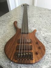 Ray Simonetti Custom Handmade 5 String Bass Guitar