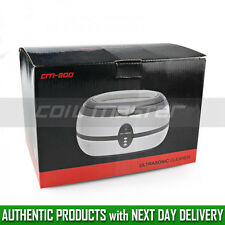 Coilmaster Ultrasonic Cleaner CM-800 Jewellery, Watch, Coil, Atomizer, Tank