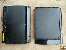 PS3 Super Slim Plastic Top Bottom Shell Case Casing with DVD Cover Door