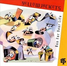 Yellowjackets : Run for Your Life CD (1999)