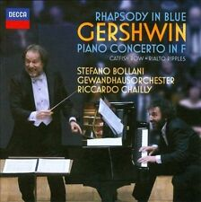 Gershwin: Rhapsody in Blue & Piano Concerto in F 2011 by George G Ex-library