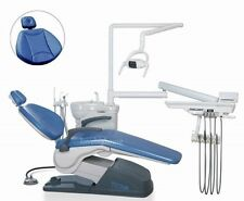 Tuojian A1 Dental Unit Chair Computer Controlled Soft Leather FDA CE