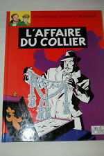 L'AFFAIRE DU COLLLIER-BLAKE & MORTIMER-E.P.JACOBS 1999
