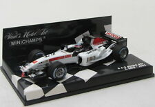 BAR Honda 007 ( 2005 ) Sato / No.4 / Minichamps 1:43