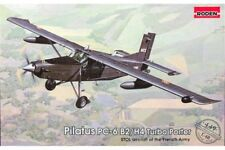 RODEN 449 1/48 Pilatus PC-6 B2/H4 STOL Aircraft of the French Army