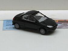 SAI   2181: Peugeot 206 CC,  geschlossen ,  schwarz