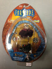 2001 TOY VAULT FARSCAPE SERIES 2 DOMINAR OF HYNERIA RYGEL XVI ACTION FIGURE SET