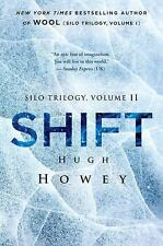 Shift by Hugh Howey (2016, Hardcover)